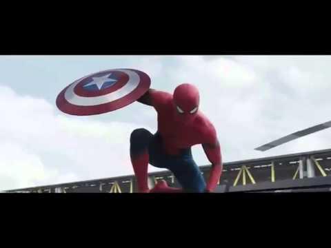 Captain America: Civil War: Choose Your Team Spider-Man TV Commercial