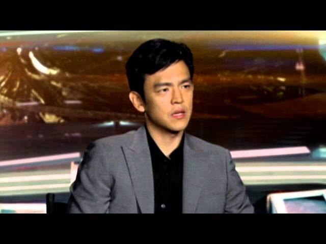 Star Trek: John Cho Official Interview