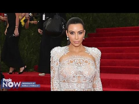 Kim channels Beyonce at the 2015 Met Gala   PEOPLE Now