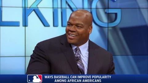 Frank Thomas responds to Chris Rock's take on lack of black baseball players
