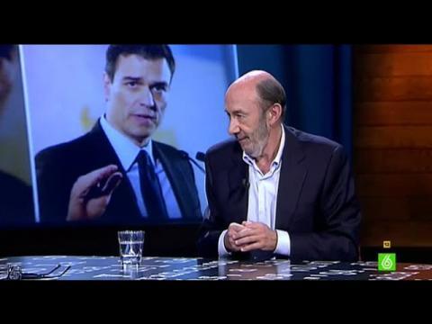 """El consejo de Rubalcaba a Pedro Sánchez, sobre posibles pactos del PSOE: """"Tú recto y a lo tuyo'"""""""