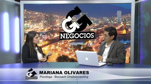 El liderazgo se fundamenta en la acción: Mariana Olivares - [Negocios en Tm] ®