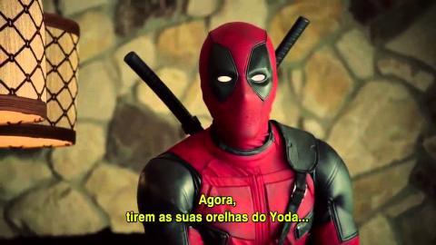 Deadpool: San Paulo Comic Con Experience Announcement - Ryan Reynolds