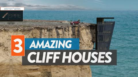 Cliff Houses: You're Literally Living On The Edge | Aspire