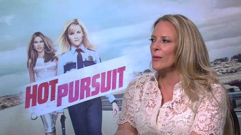 Hot Pursuit: Director Anne Fletcher Official Movie Interview HD