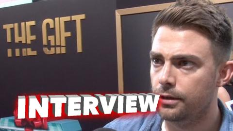 The Gift: Aaron Samuels Exclusive Premiere Interview