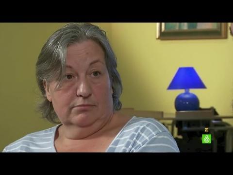 """Aurelia, madre de un dependiente: """"Es muy fácil recortar cuando no se ven caras"""""""