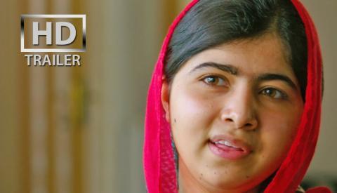 He Named Me Malala | official trailer (2015) Davis Guggenheim