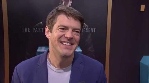 The Gift: Producer Jason Blum Red Carpet Movie Premiere Interview