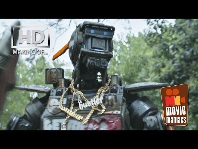 Chappie | On the Set official featurette (2015) Hugh Jackman Sigourney Weaver