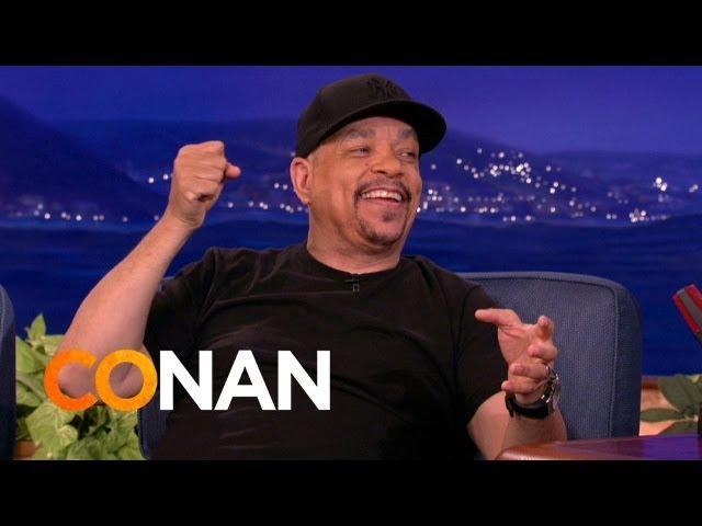 "Ice-T's ""Call Of Duty"" Dick Dance"