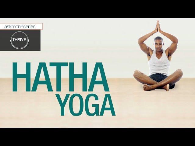 Yoga Styles For Men: Hatha