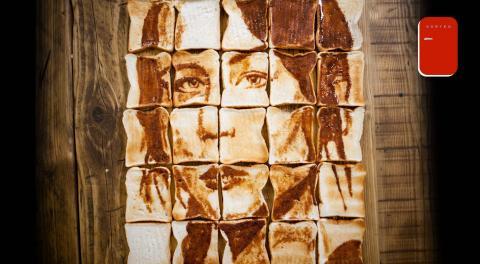 The Toast Art Challenge ft. Nathan Wyburn