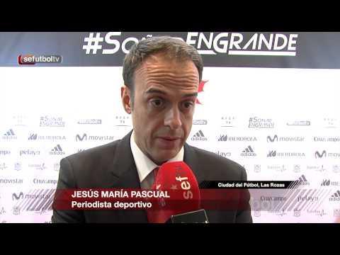 Presentación del documental #SoñarEnGrande en la Ciudad del Fútbol