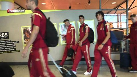 La Sub-21 llega a Georgia a seguir sumando por el Campeonato de Europa