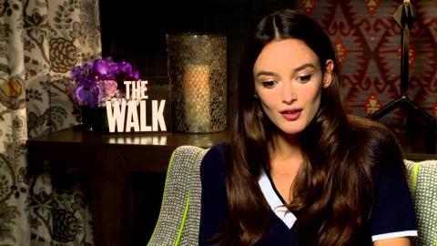 The Walk: Charlotte Le Bon Exclusive Interview