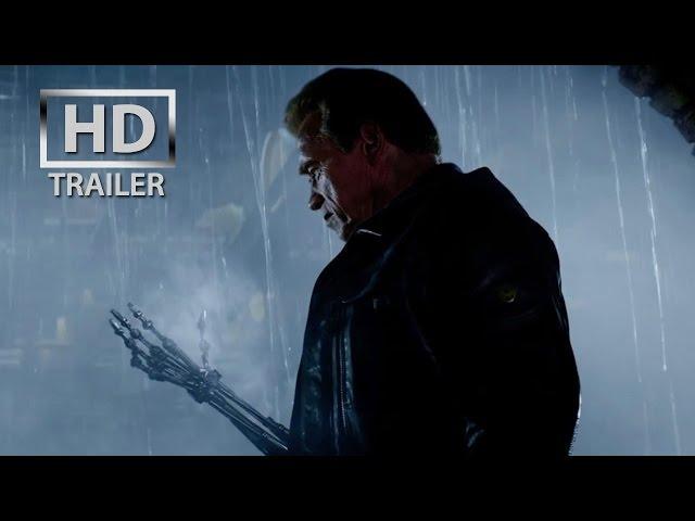 Terminator Genisys   Offizieller Teaser (2015) Arnold Schwarzenegger