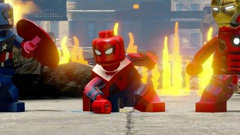 Marvel's Avengers - Spider-Man Character Pack |official LEGO trailer (2016)
