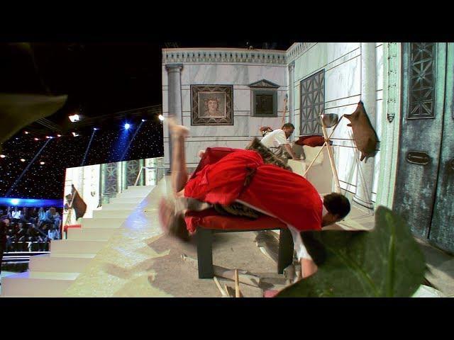 Me Resbala - Teatro de Pendiente: La venganza contra el Cesar