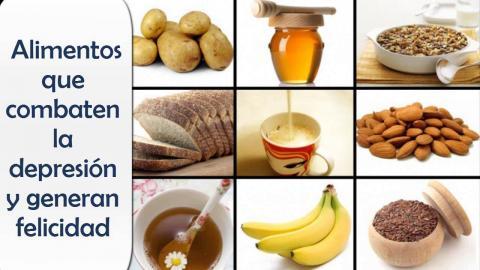 Alimentos que Combaten la Depresión y Generan Felicidad