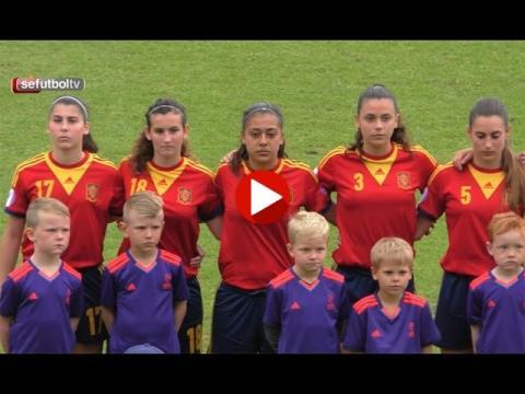 RESUMEN  España 2 - Islandia 0