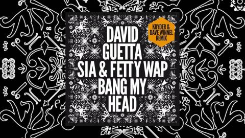 David Guetta - Bang My Head (Kryder & Dave Winnel remix) feat Sia & Fetty Wap