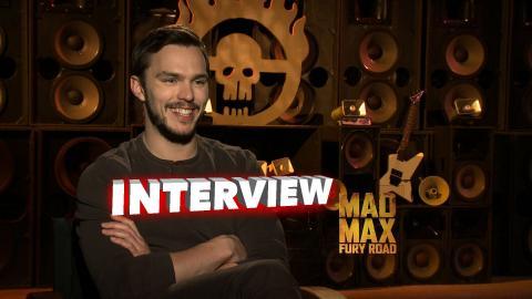 Mad Max: Fury Road: Nicholas Hoult  Soundbites