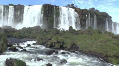 Un vistazo a Iguaçu desde el lado brasileño