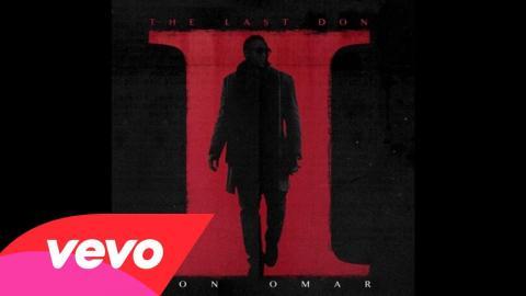 Don Omar - Callejero (Audio) ft. Tego Calderón