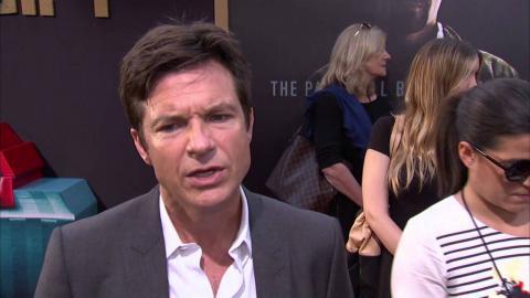 "The Gift: Jason Bateman ""Simon"" Red Carpet Movie Premiere Interview"