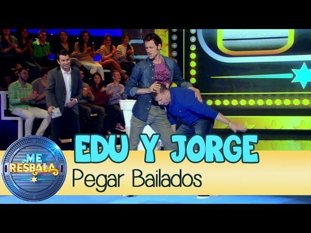 Me Resbala - Pegar Bailados: Edu Soto y Jorge Cadaval