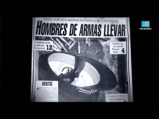 30 años de democracia: José Luis Cabezas (1997) - Canal Encuentro