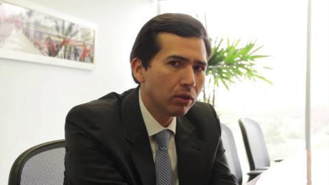 Alberto Rivero - Director de Deutsche Bank y egresado de la Universidad del Pacífico