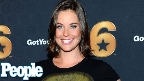 Ashley Williams On Giving Birth On Her Living Room Floor | PEOPLE
