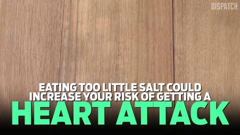 Low-Salt Diet Risk | Dispatch
