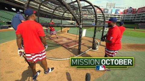 Mission October: Rangers ready for Blue Jays