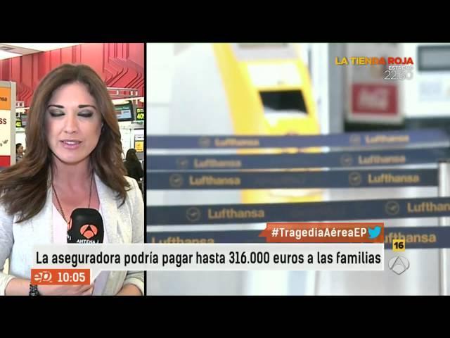 Pendientes de las posibles indemnizaciones a las familias de las víctimas - Espejo Público