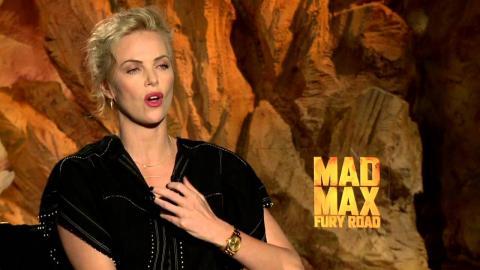 Mad Max: Fury Road: Charlize Theron Soundsbites