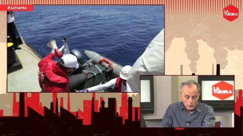 La Tuerka - Médicos Sin Fronteras, convocatoria electoral 20D y elecciones en Portugal