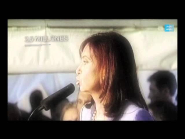 30 años de democracia: Presidencia Cristina Fernández de Kirchner - Canal Encuentro