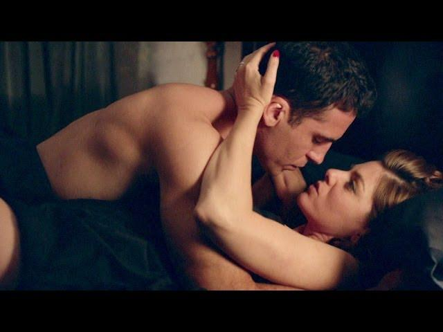 Velvet - Cristina y Alberto sucumben a la pasión
