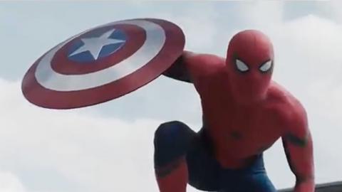 Captain America - Choose Spider-Man | official TV spot (2016)