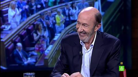 """Alfredo Pérez Rubalcaba: """"Me fui del PSOE para que les volvieran a escuchar"""""""