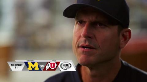 Jim Harbaugh: 'We have ground to make up'