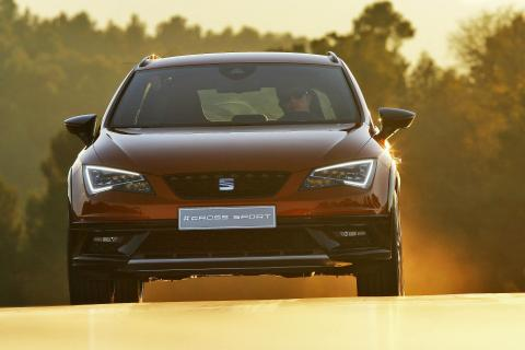 SEAT Cross Sport Concept Car - Prueba coches.net / Test / Review en español (2015)