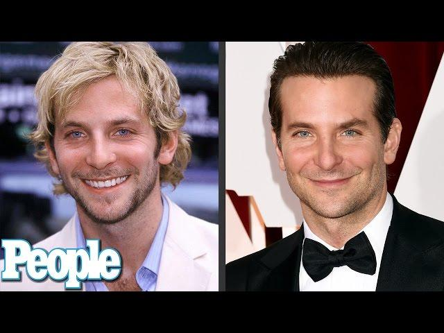 Bradley Cooper's Evolution of Looks | Time Machine | PEOPLE
