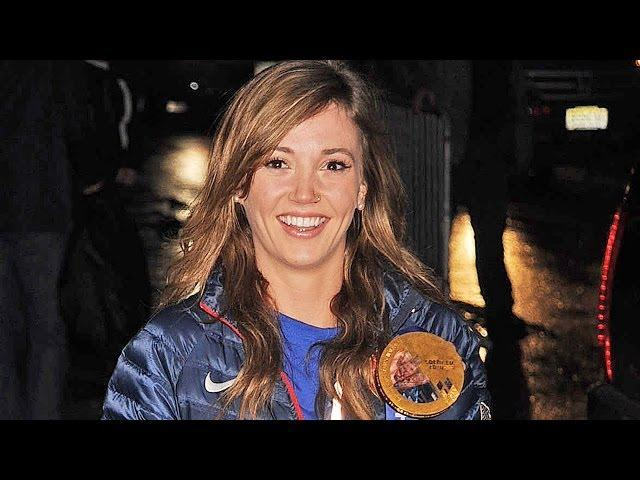 Olympic Medalist Kaitlyn Farrington Sends Thanks to Her Hometown