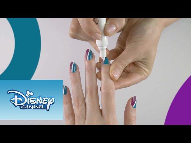 Disney Style Nail Art Yo No Lo Hice