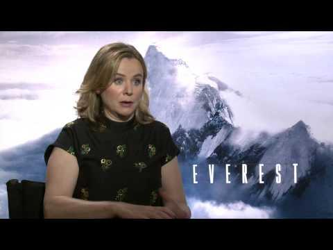 Everest: Emily Watson Official Movie Interview