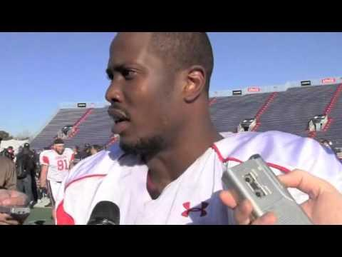 Von Miller Talks about the Senior Bowl
